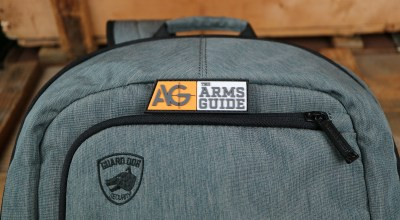 First Look: Guard Dog Security Bulletproof Smart Backpack ~VIDEO