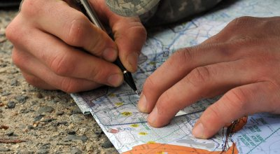 Land navigation basics: Plotting and planning your routes