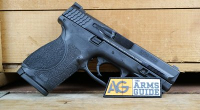 Shots Fired: Smith & Wesson's M&P M2.0 Compact