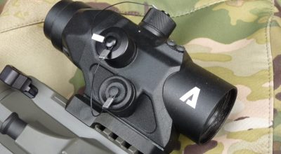 Atibal MROC 3x Optic: A rugged light weight sight