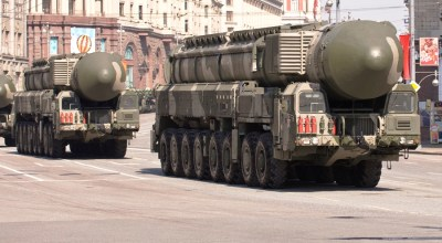 Russia Fires Topol ballistic missile to test new tech to defeat missile defense systems