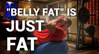 Old Man Fitness: How to burn belly fat fast! (Is a bullsh*t marketing gimmick)