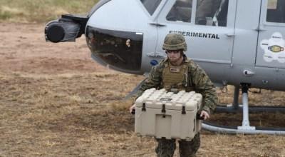 Aurora Flight Sciences Demonstrates Fully Autonomous UH-1H Helicopter at Marine Corps Base Quantico