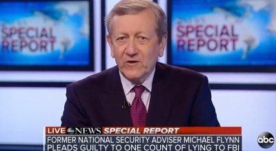 ABC News suspends Brian Ross over 'serious error' in Michael Flynn story