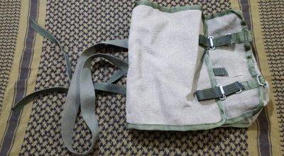 Shoulder bag: Backpack substitute