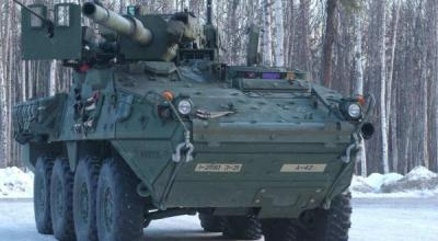 Watch: Stryker upgrades and attachments