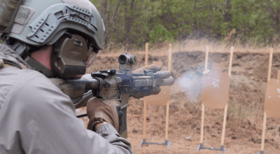 Suppressing the AR-15: The good and the bad