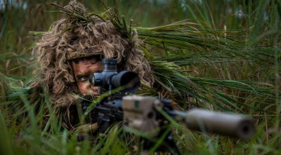 Take a look at the grimy and grueling training the Army uses to turn soldiers into snipers