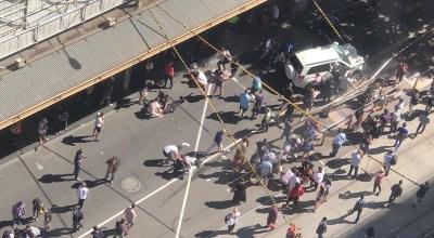 19 injured in vehicle attack in Melbourne, Australia