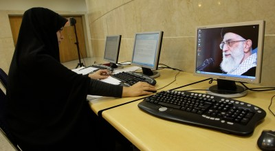 'Halal Internet' for Iran? Controlling the spread of information in the modern age