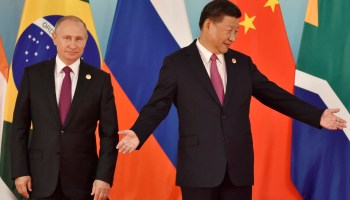 New Pentagon report warns that the US is falling behind Russia and China in space