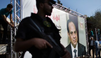 Sisi to contest Egypt presidential poll virtually unopposed