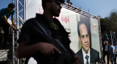 Sisi to contest Egypt presidential poll virtually unopposed