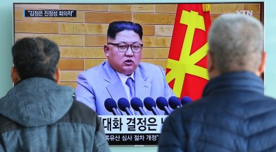 Are rumors of a 'bloody nose' strike against North Korea part of a perception management campaign?