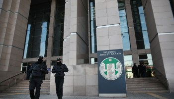 Turkish journalists freed as court rules year in jail violated their rights