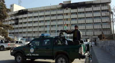 Update: Hotel siege in Kabul, Americans killed