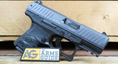 Walther PPQ SC Pistol: #GripandTrigger
