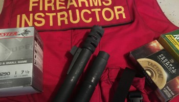 Becoming a Firearms Instructor: A Thinking Persons Game