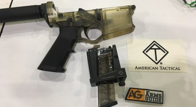 American Tactical Conversion for Glock Mags: All You Need is an AR Lower