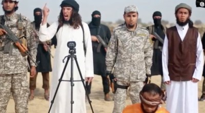 Islamic State declares war on rival Hamas with video execution