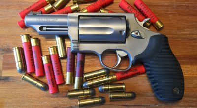 Rethink your shotgun: The Taurus Judge