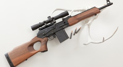 Hunt-Ready AK: The K-VAR VEPR Rifle in .308 Win