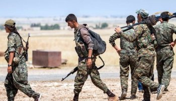 Foreign fighters join YPG fight against Turkey in Afrin