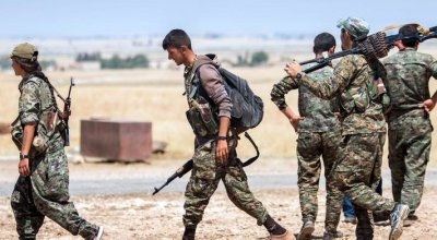 US/SDF lead Kurdish border guard receives backlash