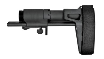 SB Tactical's PDW arm brace for AR pistols