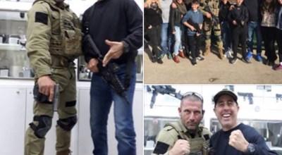 'Not funny': Jerry Seinfeld slammed for visit to Israeli-run 'anti-terror' camp