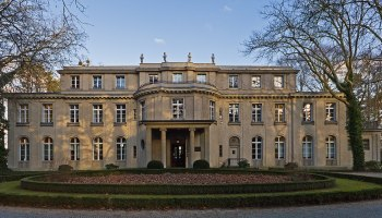 "Wannsee Conference Outlines Nazi Plans for the ""Jewish Question"""