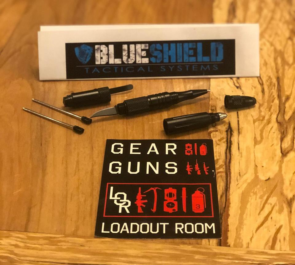 Blue Shield Tactical Systems' Tactical Pen: The Multi-Tool of Pens
