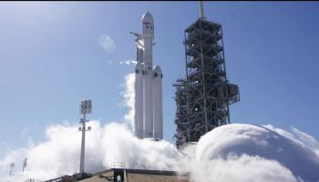 Watch: Falcon Heavy, most powerful rocket on the planet, conducts first ever burn test