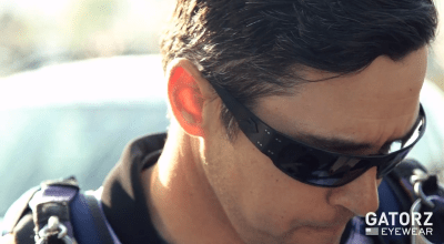 Gatorz Eyewear | Eye protection for skydiving