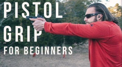 Watch: Pistol grip for beginners
