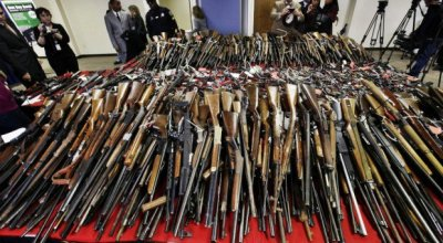 New Jersey gun buyback or dud?