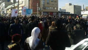 Iran Protests Spread, Despite Army's Declaration of Being Over