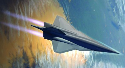 Lockheed Martin VP suggests they may already have an operational SR-72 prototype