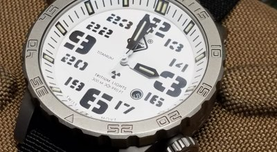 Hazard 4 | HWD Snowfield watch