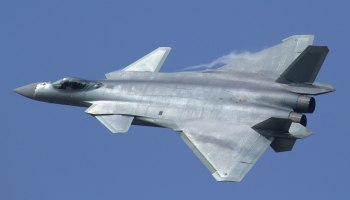 China now has combat operational J-20s and Su-35s