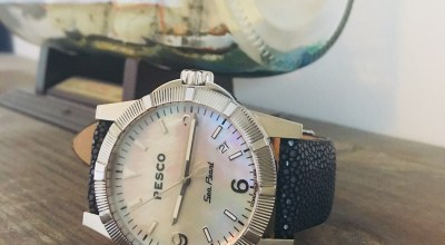 Resco Sea Pearl: dive watches aren't just for barrel-chested freedom fighters