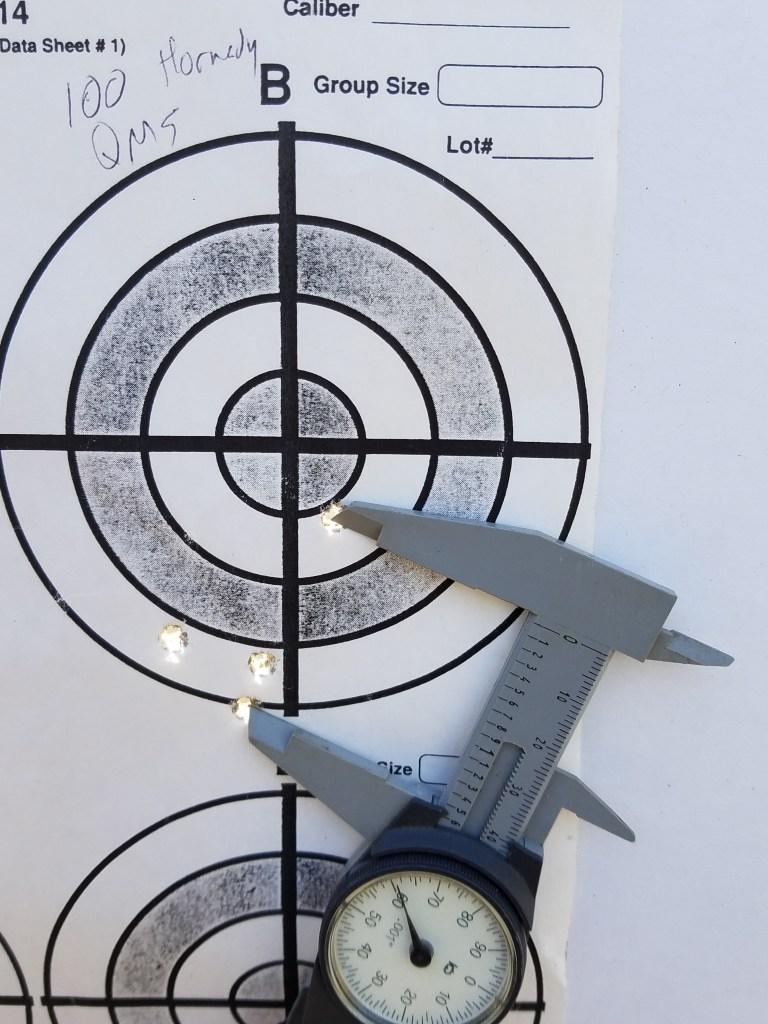 ALG Defense QMS trigger | Range time