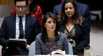 Nikki Haley condemns Burmese government for 'ethnic cleansing,' says denials are 'preposterous'