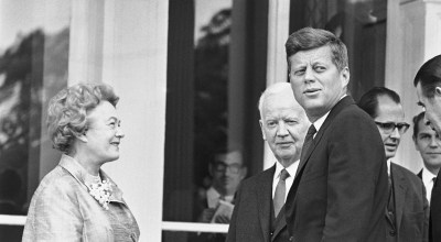 On this day in history: President Kennedy orders the the development of the Peace Corps