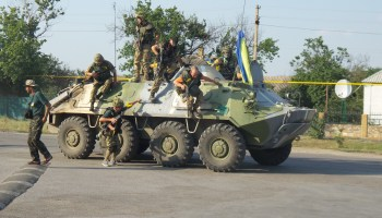 Ukraine experiences heavy clashes over the weekend