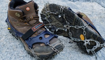 Hillsound Trail Crampon Ultra | Extra traction for hitting winter trails