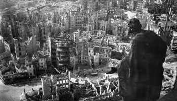 Bombing of Dresden, Feb. 13-15, 1945, Legitimate Target or Terror?