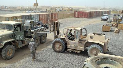 Iraq acknowledges US military draw down