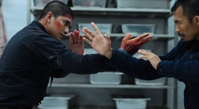 Want a couple solid, modern martial arts films? Check out 'The Raid' movies