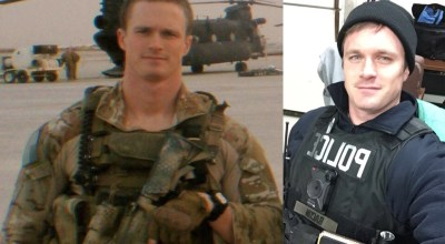 A decade of service: From an Army Ranger to a DC Police Officer
